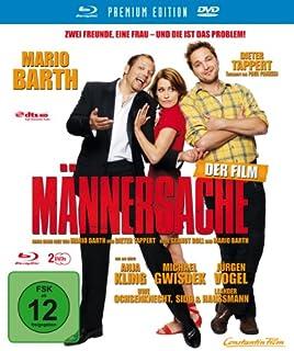 Männersache - Premium Edition (+ 2 DVDs) [Blu-ray]