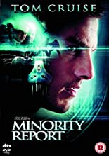 Minority Report [Edizione: Regno Unito] [Edizione: Regno Unito]