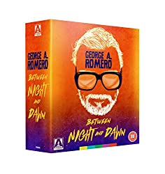 George Romero Between Night And Dawn Limited Edition [Blu-ray]