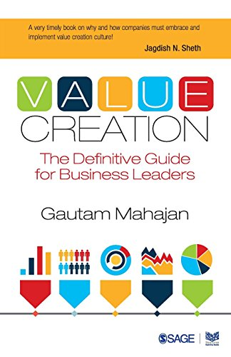 Value Creation: The Definitive Guide for Business Leaders (Sage Response)