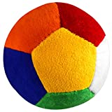 #9: Casotec Stuffed Soft Toy Plush Ball (11 CM)