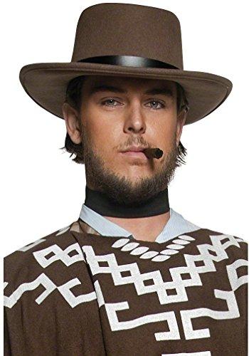 Cowboy Kostüme Hut Western (Hut Cowboy Clint Eastwood)