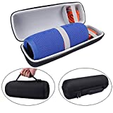 Tiaobug Tragbare Tasche EVA Schutz Hülle Hart Fall Reise Box für Ladegeräte Kabel JBL Charge 3 Bluetooth Lautsprecher
