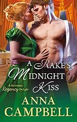 A Rake's Midnight Kiss (Mills & Boon M&B) (Sons of Sin Book 2)