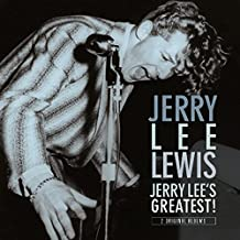 Jerry Lee Lewis & Jerry Lee'S Greatest [Vinyl LP]