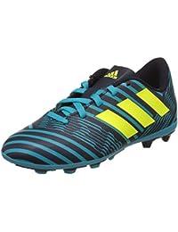 adidas Boys' Nemeziz 17.4 FxG J Footbal Shoes