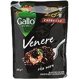Riso Gallo Riz Vénère Expresso 250 g - Pack de 6