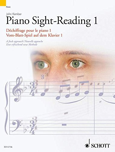 Download Piano Sight-Reading 1: A fresh Approach. Vol. 1. Klavier. (Schott Sight-Reading Series)