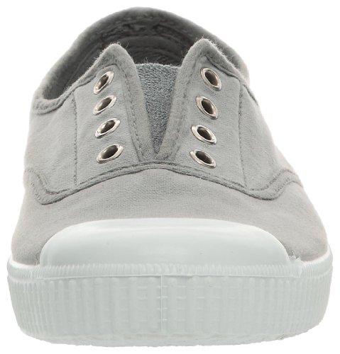 Victoria Inglesa Elastico Tenido Punt, Damen Sneaker Grau (Gris)