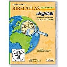 Bibelatlas elementar digital