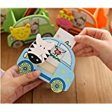 Colorful Wooden Car Design Pen Stand With Photo Frame And Clip Return Gift SET OF 5 Lovely Car Ornaments Wooden Desktop Stationery Pen Holder With Photo Frame For Gift Be The First To Review This Item / Pencil Holder,Pen Stand To Decorate On The Table Top