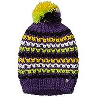 CMP - F.lli Campagnolo, Cappello di maglia Bambina, Rosso (Lavanda), Taglia unica