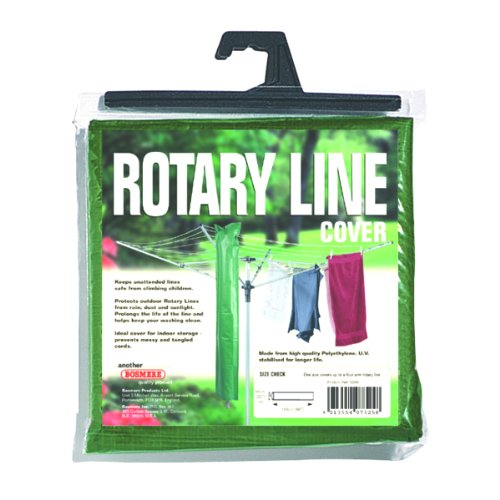 Bosmere G325 Rotary Line Cover 69X22in Test
