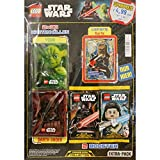 Blue Ocean Lego Star Wars - Trading Cards - Extra Pack - Deutsch