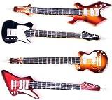 Rock Guitar Pen, (single piece)