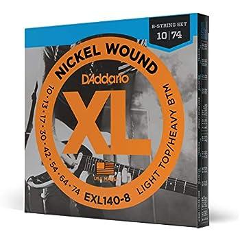 Daddario EXL148 Saitensatz für E-Gitarre 012-060