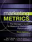 Marketing Metrics: The Manager's Guid...