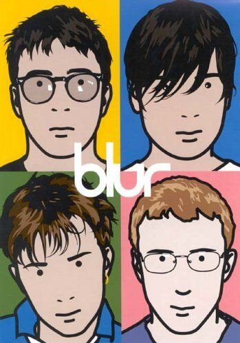 Blur:The Best Of [DVD] [2000]