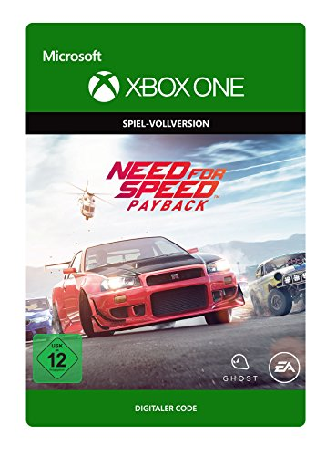 Need for Speed: Payback - Standard Edition   Xbox One - Download Code (Xbox One Spiel Code)