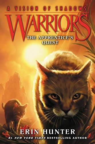 Warriors: A Vision of Shadows #1: The Apprentice's Quest (English Edition)
