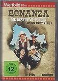 BONANZA Die Besten 42 Folgen aus den Staffeln 1-7 (10 DVDs)