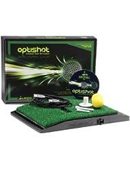 OptiShot 311700000047 - Simulador de golf 3D infrarrojos, con análisis de swing y muchos extras, nueva versión