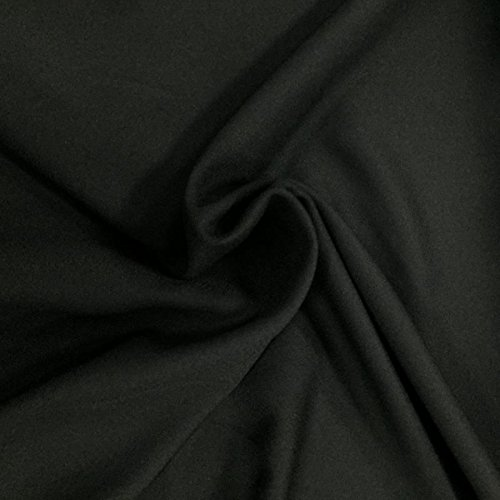 FIRE RETARDANT FABRIC BLACK 80% BLACKOUT Curtains Display Theater Stage Material
