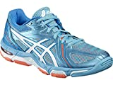 SCARPE ASICS GEL VOLLEY ELITE 3 LOW AZZURRO 7