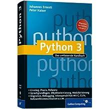 Python 3: Das umfassende Handbuch (Galileo Computing)