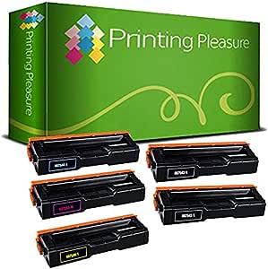 4 Toner Cartridges Compatible For Ricoh Sp C250dn C250 C250sf C252 C252dn C252sf Black Cyan Magenta Magenta 1x 940xl Yellow High Capacity 1 600 Pages Bk 2 000 C M Y Bürobedarf Schreibwaren