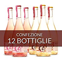 Cantina Iseldo Ancestrale - Iseldo bianco e Lieta rosato - 12 bt - Metodo Ancestrale Col Fondo
