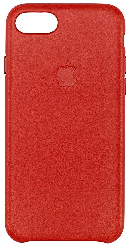 Custodia apple in pelle per iphone 7 - (product) red