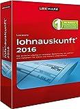 Lexware lohnauskunft netz 2016 - [inkl. 365 Tage Aktualitätsgarantie]