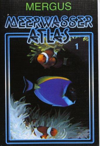 Meerwasser Atlas, Kt, Bd.1, Anemonen, Krebstiere, Fische, Algen