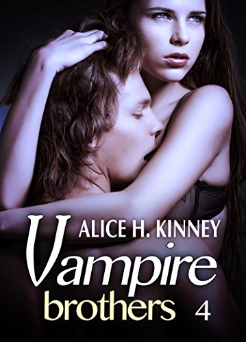 Portada del libro Vampire Brothers - Volumen 4