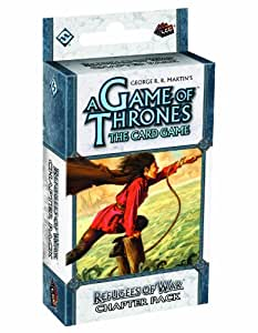 A Game of Thrones: The Card Game Expansion: Refugees of War Chapter Pack