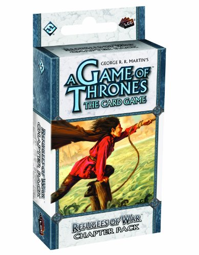 Fantasy Flight Games GOT41 - Game of Thrones: Refugees of War, Chapter Pack Preisvergleich