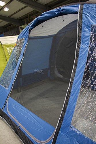 Vango Unisex Odyssey Airbeam Deluxe aufblasbares Zelt, Sky Blau, Größe 600 - 6