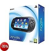 PlayStation Vita (PS Vita) - Console [Wi-Fi]