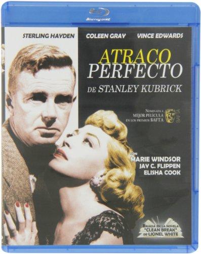 Atraco Perfecto [Blu-ray] 51dACySrCBL