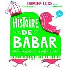 Histoire De Babar . Impressions D'Enfance