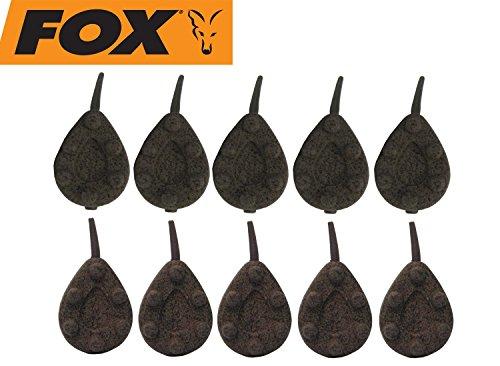 Fox Bleie Kling on inline Leads Karpfenbleie Blei Inlinebleie, Karpfenangeln, Karpfensee, Karpfenmontage, Gewicht:92g