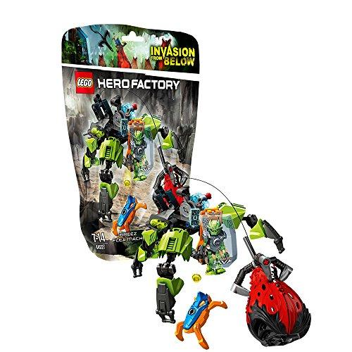 LEGO Hero Factory - Playset con figura de Breez y un accesorio (44027)