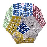 6x6x6 megaminx Magic Cube Twist Puzzle Stickers Cube Professional Puzzle 6x6 Cube Velocidad Juguetes Clásicos