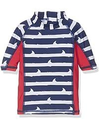 Kanz Baby-Jungen Schwimmshirt Beach Shirt 3/4 Arm