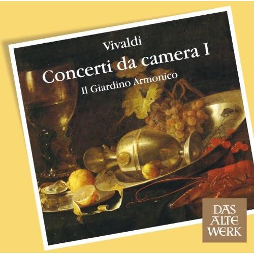 Concerto in G Minor, Op. 10, No. 2, RV. 104, 'La notte': II. Fantasmi