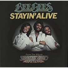 Stayin' Alive - Picture sleeve