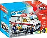 PLAYMOBIL Rescue Ambulance Playset
