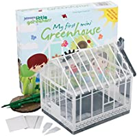 Mr Fothergills 21801 Little Gardeners My First Mini Greenhouse - Multi-Colour