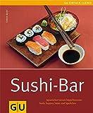Sushi Bar Japanischer Genuss haeppchenweise Sushi, Suppen, Salate und Spiesschen